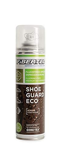 Fibertec Shoe Guard Eco 200ml | fluorfreie Imprägnierung, Imprägnierspray für Schuhe