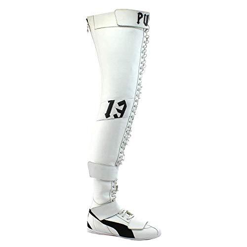 Puma x Fenty by Rihanna Women E Over The Knee Boot (White)