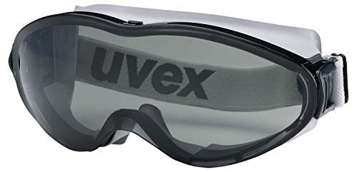 Uvex Ultrasonic Supravision Excellence Schutzbrille - Getönt/Grau-Schwarz