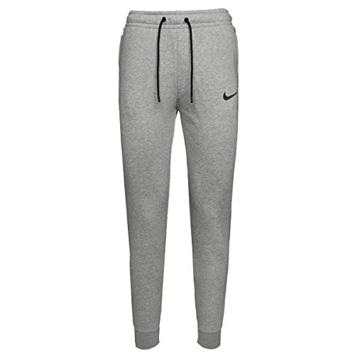 Nike Park 20 - Pantaloni Tuta da Donna, Donna, CW6961, Dk Grey Heather/Black/Black, M