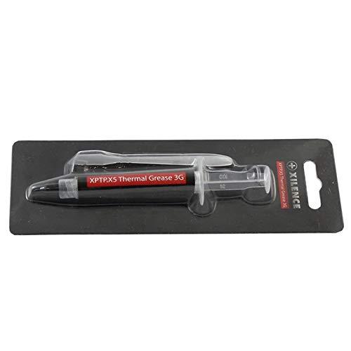 Xilence High Performance | Wärmeleitpaste | XZ019 | inklusive Spartel zum Auftragen | 3g | silber
