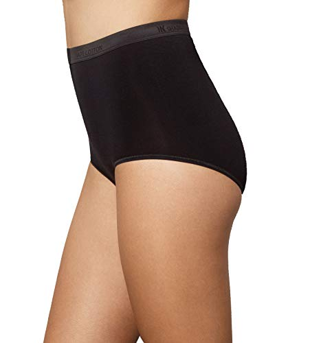 Speidel High Waist Slip, INSHAPE Cotton 9033 Inshape Cotton 1er Packung schwarz 36/38