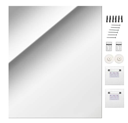 AS Spiegel 60 x50 cm mit Befestigungssatz