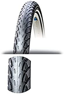 BIKE ORIGINAL VTC - Neumáticos Blandos para Bicicleta (28