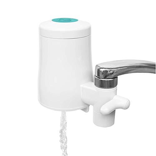 TAPP Water TAPP 2 Click - Filtro de Agua para Grifo Inteligente, con función Bluetooth. Elimina el Mal Sabor y Olor. Filtra más de 80 contaminantes: Cloro, Plomo, microplásticos, oxido, pesticidas
