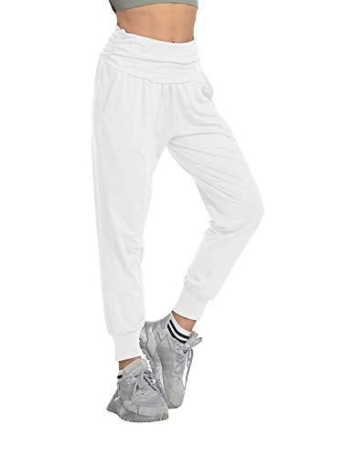Pantalón Blanco marca Larora