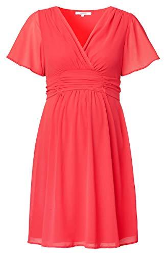 Noppies Dress Kleid Dorris Hochzeitskleid Brautkleid Damen Umstandsmode Cocktailkleid/festliches Kleid 1010417-P696-M