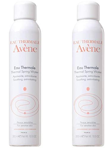 Avène - Agua termal (300 ml, ideal para enfriar quemaduras solares, erupciones de pañales y quemaduras de maquinilla de afeitar causadas por el afeitado)