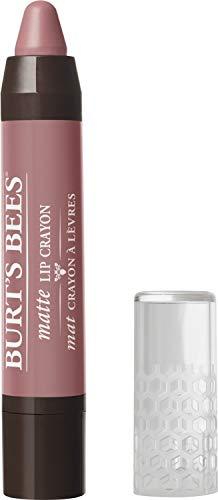 Burt's Bees 100 Prozent Natürlicher feuchtigkeitsspendender und matter Lippenstift, Sedona Sands, 1 Stift