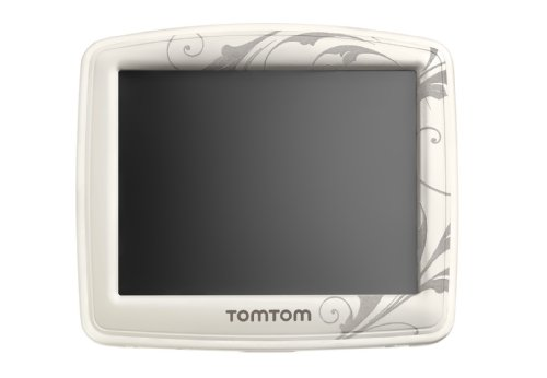 TomTom ONE V5 White Pearl IQ Routes Special Edition Europe Navigationssystem (Kontinent)