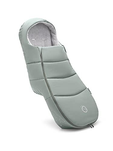 Saco de Silla Bugaboo, accesorio imprescindible para el carrito, impermeable y para todas las estaciones, calentito y transpirable en Pine Green
