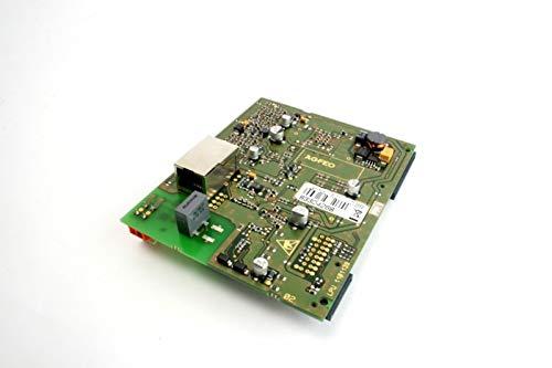 Agfeo LAN-Modul 510 1 LAN-Schnittstelle 10/100 Mbit ADSL 2+ Modem max. 8 Kanaele f. ISDN over IP und/SIP Internetrouter TAPI