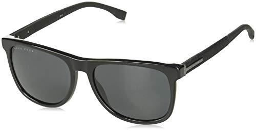 Hugo Boss Occhiali da Sole Boss 0983/S Black/Grey Uomo