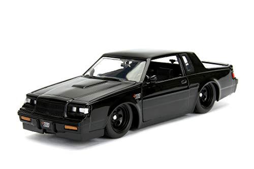 Jada Toys 1:24 Fast & Furious - '87 Buick Grand National, Glossy Black (99539)