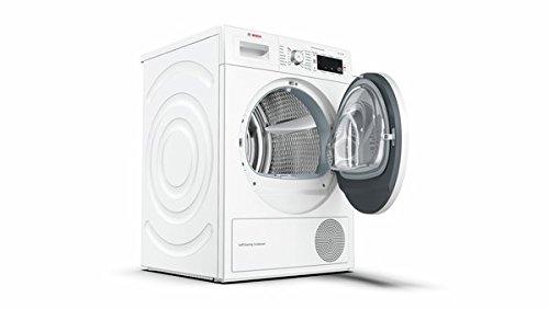 Bosch WTW87541 Serie 8 Wärmepumpentrockner / A++ / 259 kWh/Jahr / 9 kg / weiß / Edelstahltrommel / selbstreinigender Kondensator / AutoDry - 4