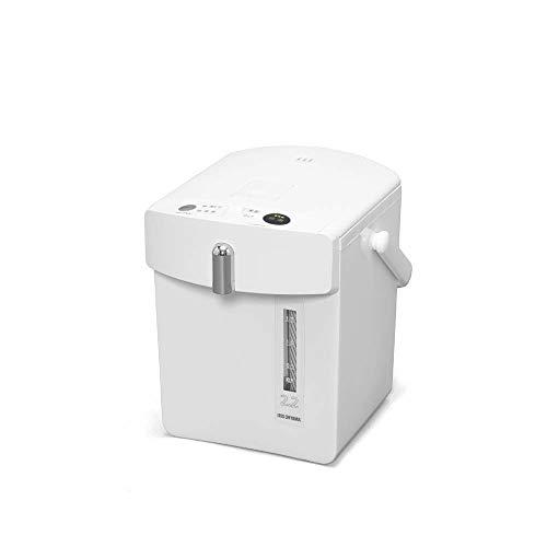 アイリスオーヤマ 電気ポット 2.2L ジャーポット 保温機能 マグネットコード ホワイト IMHD-022-W