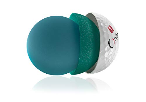 Oncore Golf The ELIXR PGA Tour Soft White Golf Balls Proximity   Velocity Urethane Straight Distance Performance   Greenside Control & Unmatched Putting Ability (One Dozen)