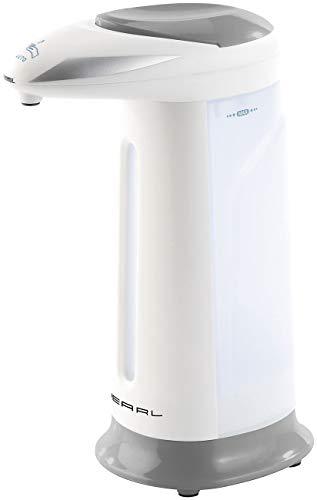 PEARL Sensor Seifenspender: Automatischer Seifenspender mit Bewegungssensor grau (Desinfektionsspender)