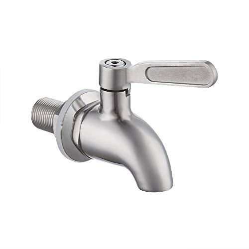 KES K1060 Ersatz-Zapfen für Beverage Dispenser Wasserspender SUS304 Edelstahl 5/8