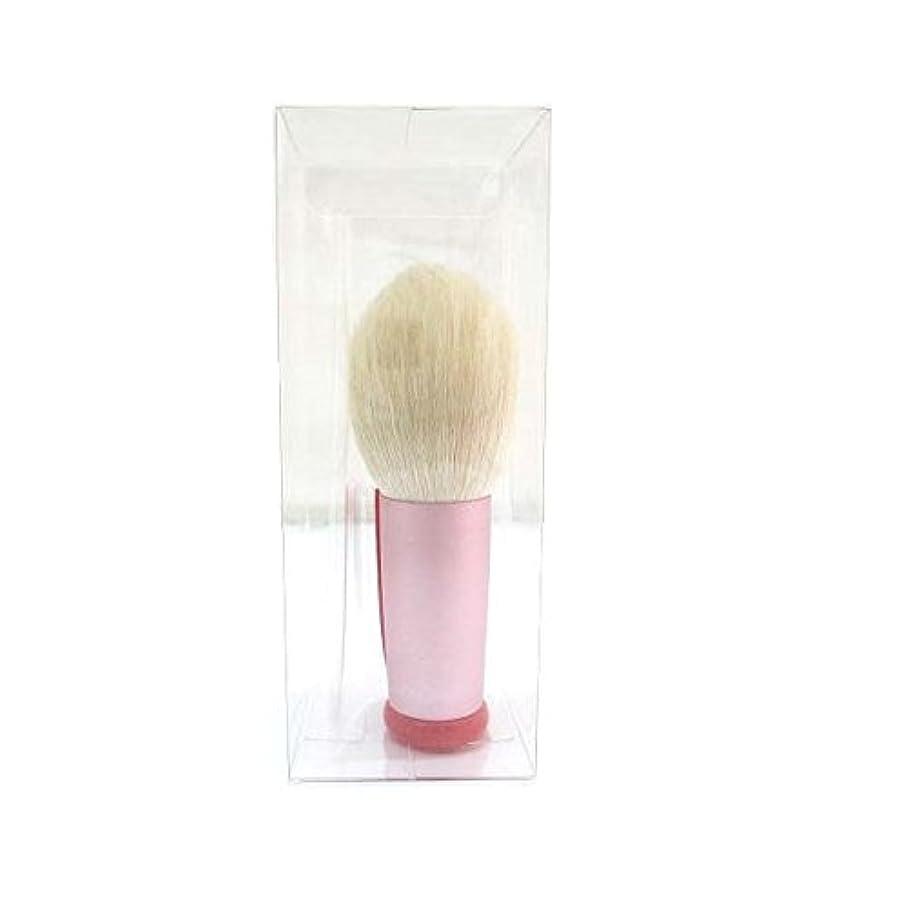 広島熊野筆 フォーミング洗顔ブラシ(ピンク)