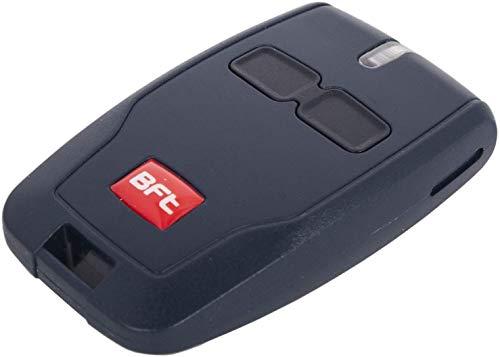 Handsender 433 MHz 2-Kanal BFT, Rolling-Code, 30-60 m Reichweite, mit Batterie