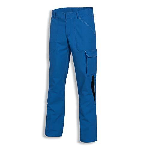 Uvex Perfect 8926 Herren-Arbeitshose - Blaue Männer-Cargohose 52