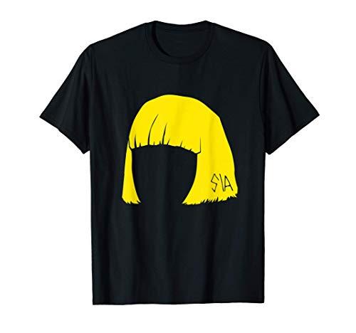 Sia - Wig T-Shirt