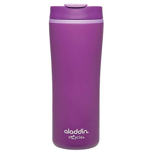 Aladdin Thermobecher, recycelter Kunststoff, lila 0,35 Liter