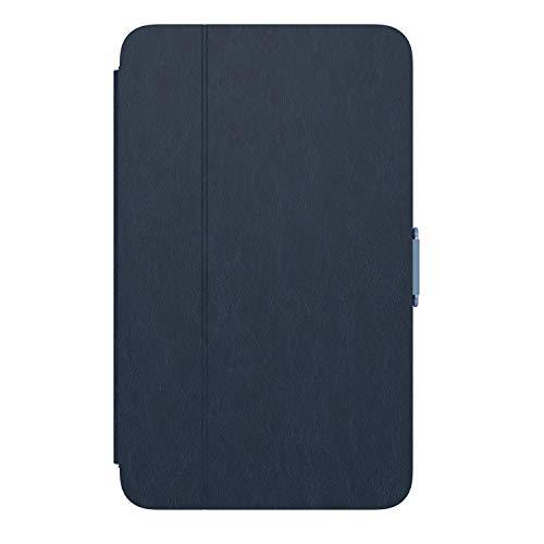 Speck Products BalanceFolio Samsung Galaxy Tab E 8.0 Case (2016-2017 Models), Marine Blue/Twilight Blue
