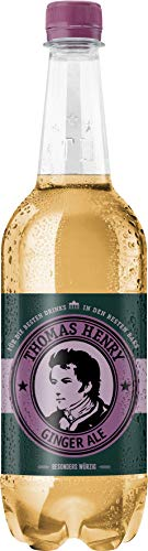 Thomas Henry Ginger Ale EW, 6er Pack, EINWEG (6 x 750 ml)
