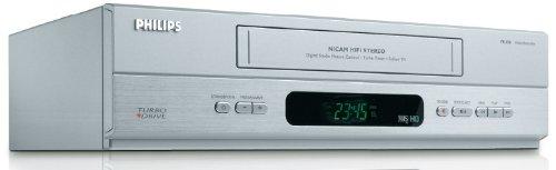 Philips VR 550 HiFi-Videorekorder silber