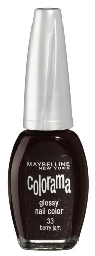 Maybelline New York Colorama Nagellack 33 BERRY JAM