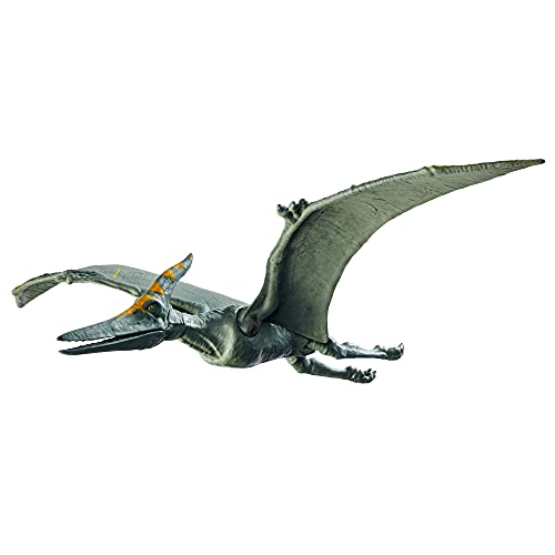 Jurassic World Action Pteranodon Figure, 12-inch
