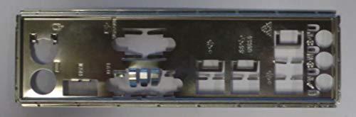 ASUS H81M-A Blende - Slotblech - I/O Shield