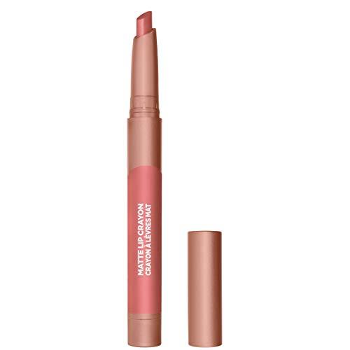 L'Oreal Paris Infallible Matte Lip Crayon, Caramel Blonde (Packaging May Vary)
