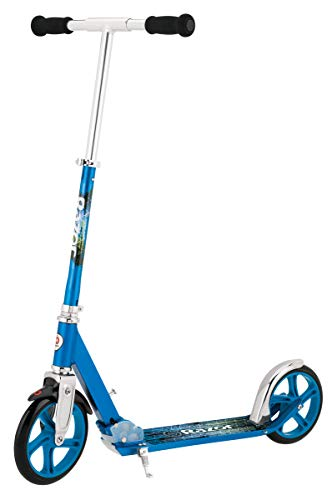 Razor A5 LUX Kick Scooter  Blue  FFP
