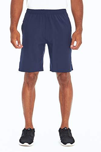 Bally Total Fitness Carlton Herren-Shorts mit Taschen, Herren, Shorts, Carlton Pocket Short, Peacoat, Small