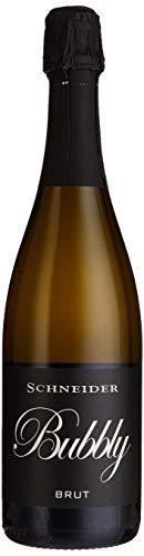 Markus Schneider Bubbly Brut Sekt Chardonnay 2014/2015 (3 x 0.75 l)