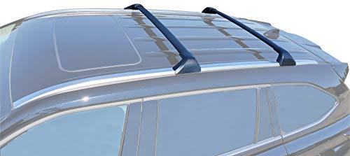 BRIGHTLINES Crossbars Roof Racks Compatible with Toyota Highlander XLE XSE Limited Platinum Hybrid 2020 2021 for Kayak Luggage ski Bike Carrier