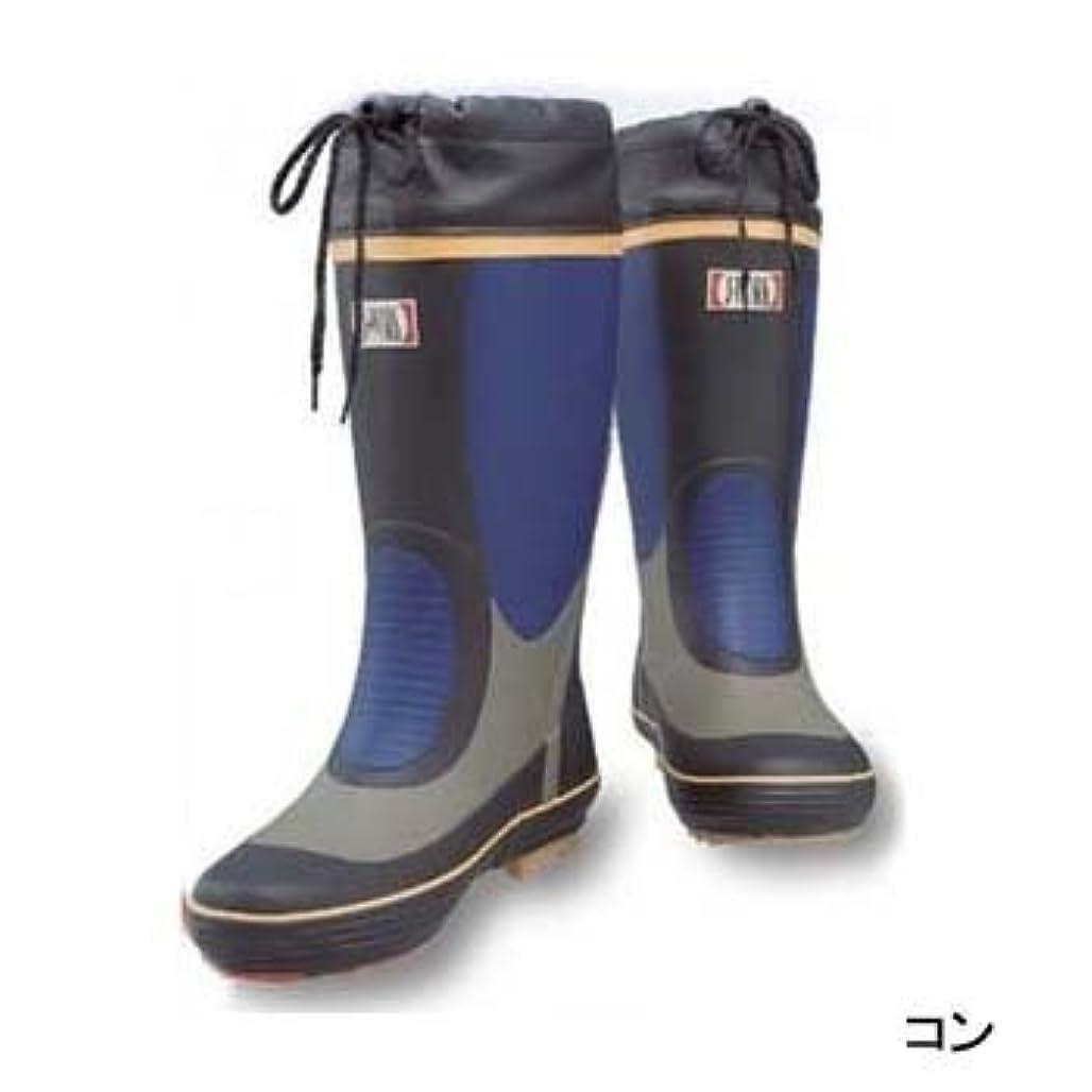 イタリック涙消化器おたふく手袋/カラーブーツ/JW-730 サイズ:26.5cm カラー:コン