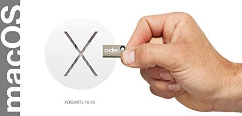 macos yosemite 10.10 bootfähiger usb bootstick Installationsstick Install upgrade recovery