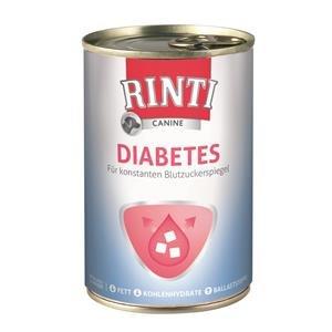 Rinti Canine Diabetes | 6 x 400g Hundefutter nass