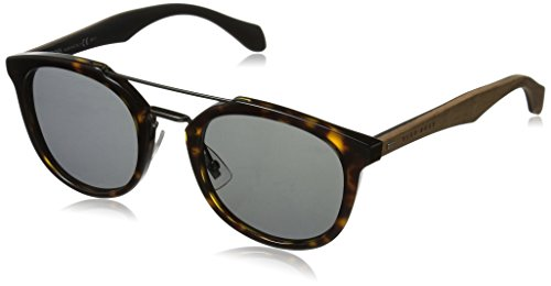 Hugo Boss Boss 0777/S Y1 RAH gafas de sol, Marrón (Havana Brown/Grey), 51 Unisex-Adulto