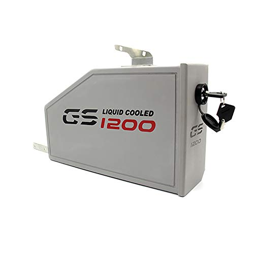 For R1200GS LC Adventure R 1200 GS Tool Box 2014-2018 Decorative Aluminum Box Toolbox 5 Liters for Left Side Bracket 2013-18