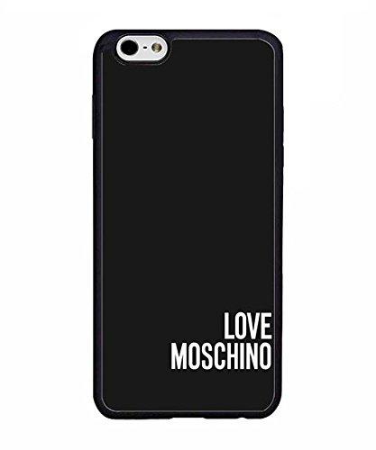Brand Logo Moschino Logo iPhone 6 Custodia Case, Customized Dust-Proof Custodia Case Cover for iPhone 6 / 6S (4.7 inch)