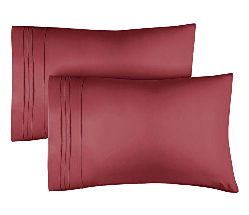 Queen Size Pillow Cases Set of 2
