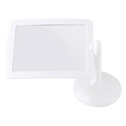 dootiルーペ ライト付き スタンドルーペ 3倍 拡大ルーペ 長方形スクリーン LED拡大鏡 読書拡大鏡 LEDスクリーン拡大鏡 LED虫眼鏡