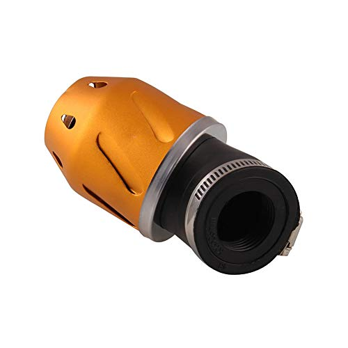 PoeHXtyy 35 MM / 48 MM Universal Roller Modifikation Luftfilter Teile Motorteile Motorrad Luftfilter