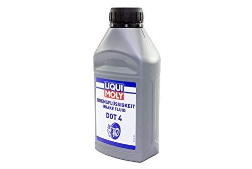 Bremsflüssigkeit Bremsflüssigkeit DOT 4 (500 ml) von Liqui Moly (21156) dot3, dot4, dot5.1, bfk