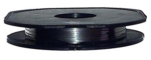 "10 Meter KAN-A1 FeCrAl Flachdraht Ribbon 0.8x0.2mm (Grundpreis: EUR 0,75/m) Heizband - Heizleiterdraht - Heizdraht - Widerstandsdraht - AWG 25 - Ribbon resistance heating flat wire 0.031 * 0.008"""